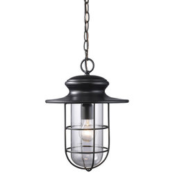 Beach Style Outdoor Hanging Lights by Hansen Wholesale