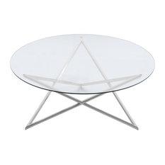 Glass Coffee Tables Houzz
