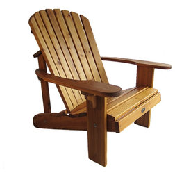 Beautiful Craftsman Adirondack Chairs by Northern Sky Woodworks