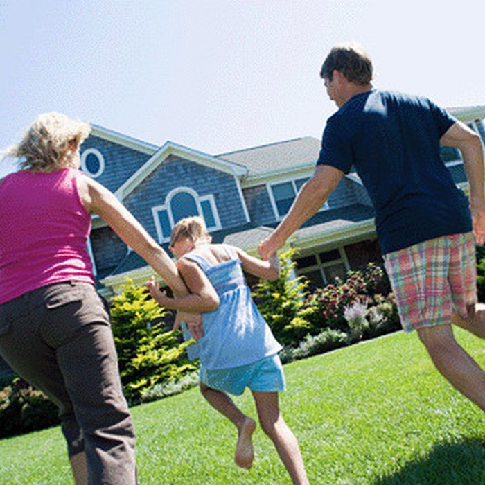 PLAYING ON OUR ORGANIC LAWN - PETER ATKINS AND ASSOCIATES., LLC