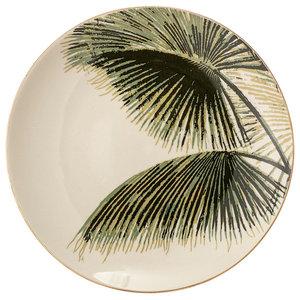 Bloomingville Aruba Palm Plate