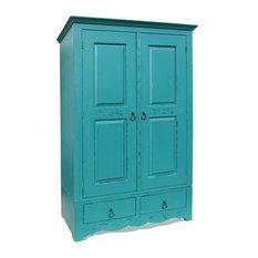 - Покраска мебели - Шкафы для хранения