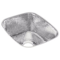 "Elkay Stainless Steel 16""x18""x7-1/2"" Undermount Bar Sink SCUH1416SH"