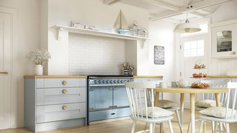 Laura Ashley showroom -Kitchen Solutions, Bicester