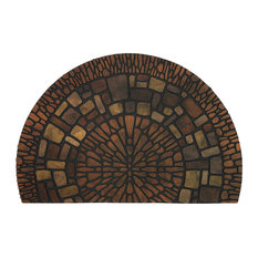 """Mohawk Home Doorscapes Estate Mat Exploded Medallions, 1' 11""""x2' 11"""""""