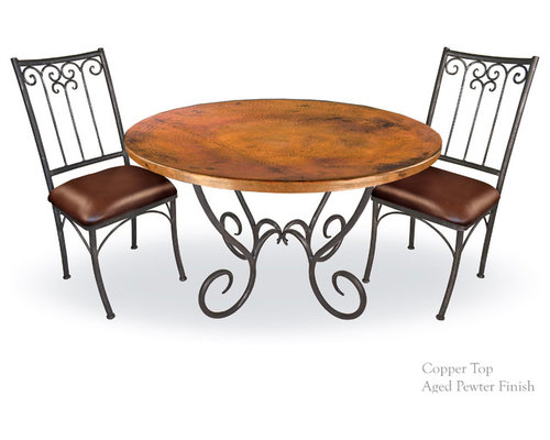 Wrought Iron Dining Tables Part 86