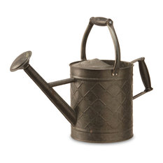 """12"""" Garden Accents Antique Watering Can"""