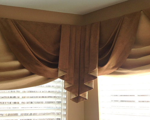 Designer: Susan Arlio - Curtains, Blinds & Shutters