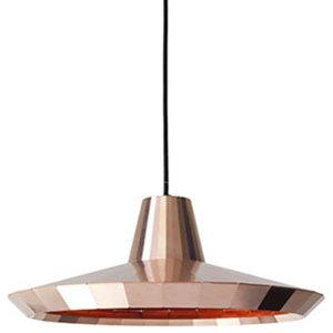 Vij5 Cymbal Ceiling Light, Copper