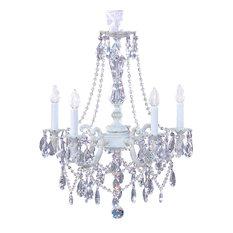 ilite4u nautical 5light chandelier chandeliers - Nautical Chandelier