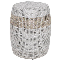 Tropical Outdoor Side Tables by Unlimited Furniture Group
