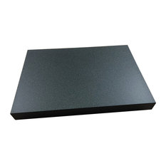 """StoveTopper - Stove Top Burner Cover, 21""""x28""""x1"""", Black - Major Kitchen Appliance Parts and Accessories"""
