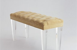 Mercer Bench by Jan Showers