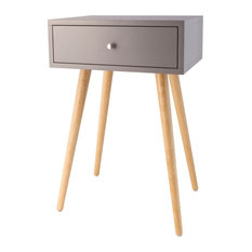 Astro Accent Table Cool Gray