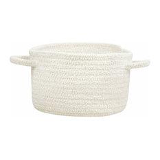 "Custom Classics Braided Basket, Lily, 16""x16""x9"""