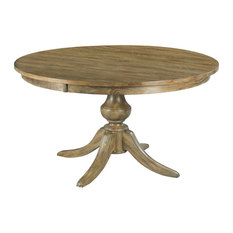 Kincaid The Nook 54-inch Round Dining Table Oak 663-705P