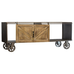 Industrial Buffets And Sideboards by American Art Decor, Inc.