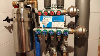 """Как выглядит """"сердце"""" водопроводной системы в квартире"""