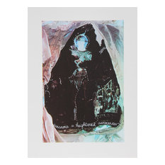 Colette, Paranoia Is Heightened Awareness, Lithograph