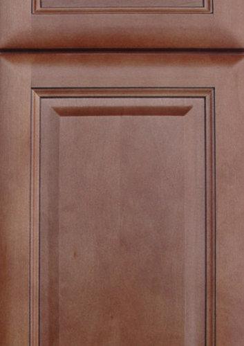 & K-Series Cinnamon Glaze Kitchen Cabinets kurilladesign.com