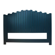 Cape Cod King Headboard Grey