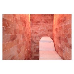Himalayan Salt Sauna 8'x4' Surface Area, 32 sq. ft., 4