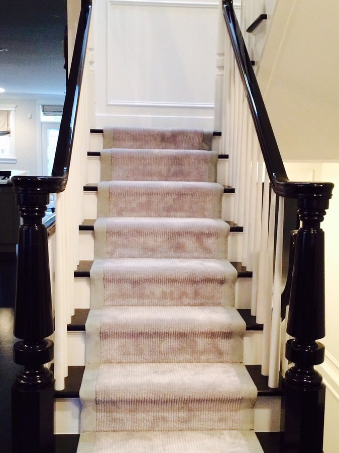 Rocky Ledge Stair Newel Reproduction