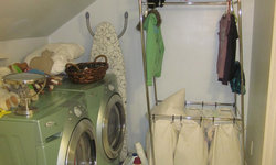 BEFORE - Laundry