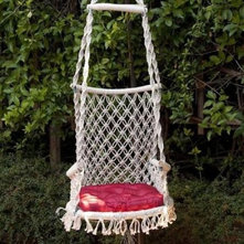Eclectic Hammocks And Swing Chairs by Amazon