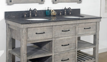 Farmhouse-Style Vanities by Hue With Free Shipping