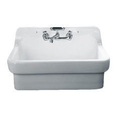 "American Standard 9062.008 Country 30"" Single Basin Vitreous China Kitchen Sink"