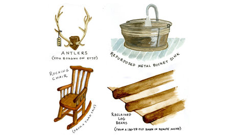 12 Must-Haves for an Instantly Rustic Home