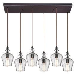 Transitional Pendant Lighting by Buildcom