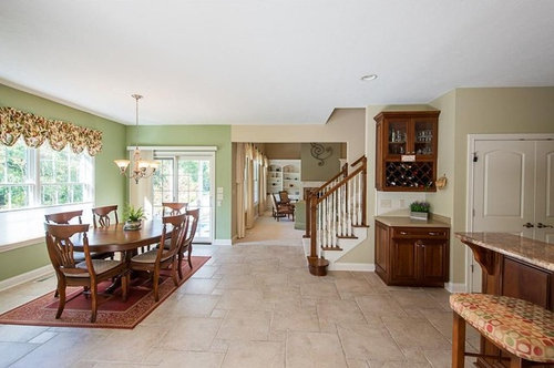 The Stairs Down To Lower Level Are On Other Side Willing Lose Some Parts Of Kitchen Etc But Not Sure If Even Do Able And It S Too Cost