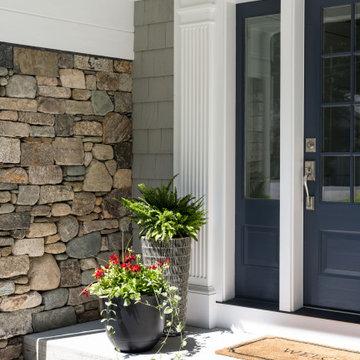 Whole Home Renovation & Addition - Westwood, MA
