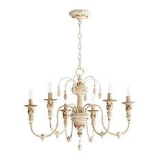 Quorum International 6316-6 Salento 6-Light Chandelier