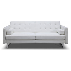 Sealy Belize Sofa Convertible With Storage Heavenly Dark