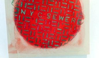 New York City Manhole Cover Rubbing