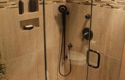 Master Bath Remodel, West Akron, OH #1