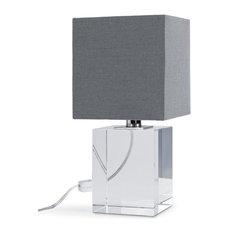 Crystal Block Lamp, Mini