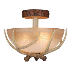 50 Most Popular Rustic Flush Mount Ceiling Lights For 2021 Houzz
