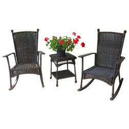 Awesome Traditional Outdoor Lounge Sets by Tortuga Outdoor