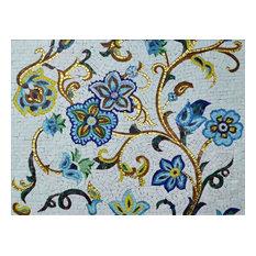 Mosaic Designs - Goldy Posy, 41x31