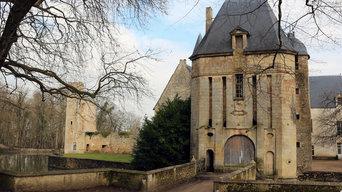 Etude historique architecturale