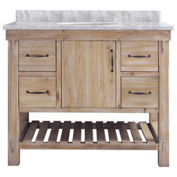 Farmhouse Bathroom Vanities And Sink Consoles by Ari Kitchen & Bath