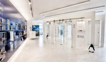 Ausstellung Glasbau Schwarz
