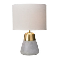 Jasper Table Lamp Gold/Cream