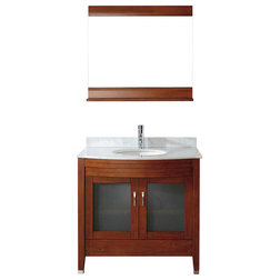 Transitional Bathroom Vanities And Sink Consoles by Art Bathe