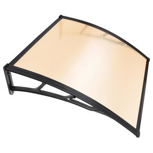 Polycarbonate Hollow Sheet Window Awing Contemporary
