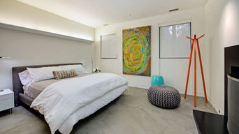 studio and residential spaces